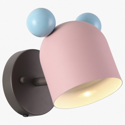 Бра Odeon Light Mickey 4731/1W